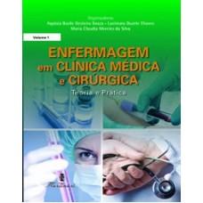 Enfermagem em clínica médica e cirúrgica - 2 Vls.