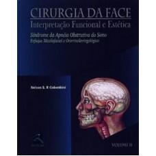 Cirurgia da face - síndr. da apnéia - Vl.2
