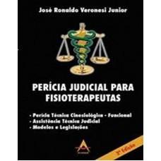 Perícia judicial para fisioterapeutas