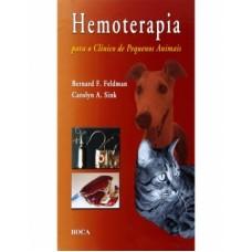 Hemoterapia para o clínico de pequenos animais