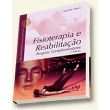 Fisioterapia e reabilitação - terapias complementares